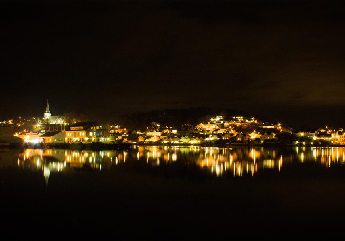 Night // Grimstad