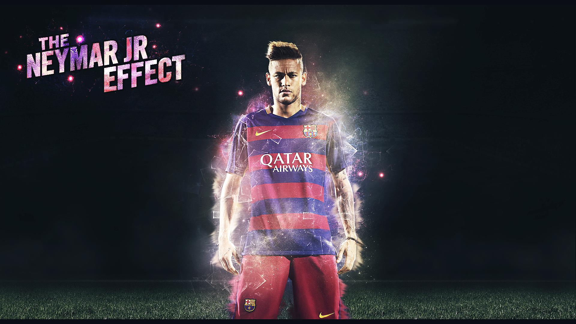 Neymar Jr Effect Bjerkeng Visuals