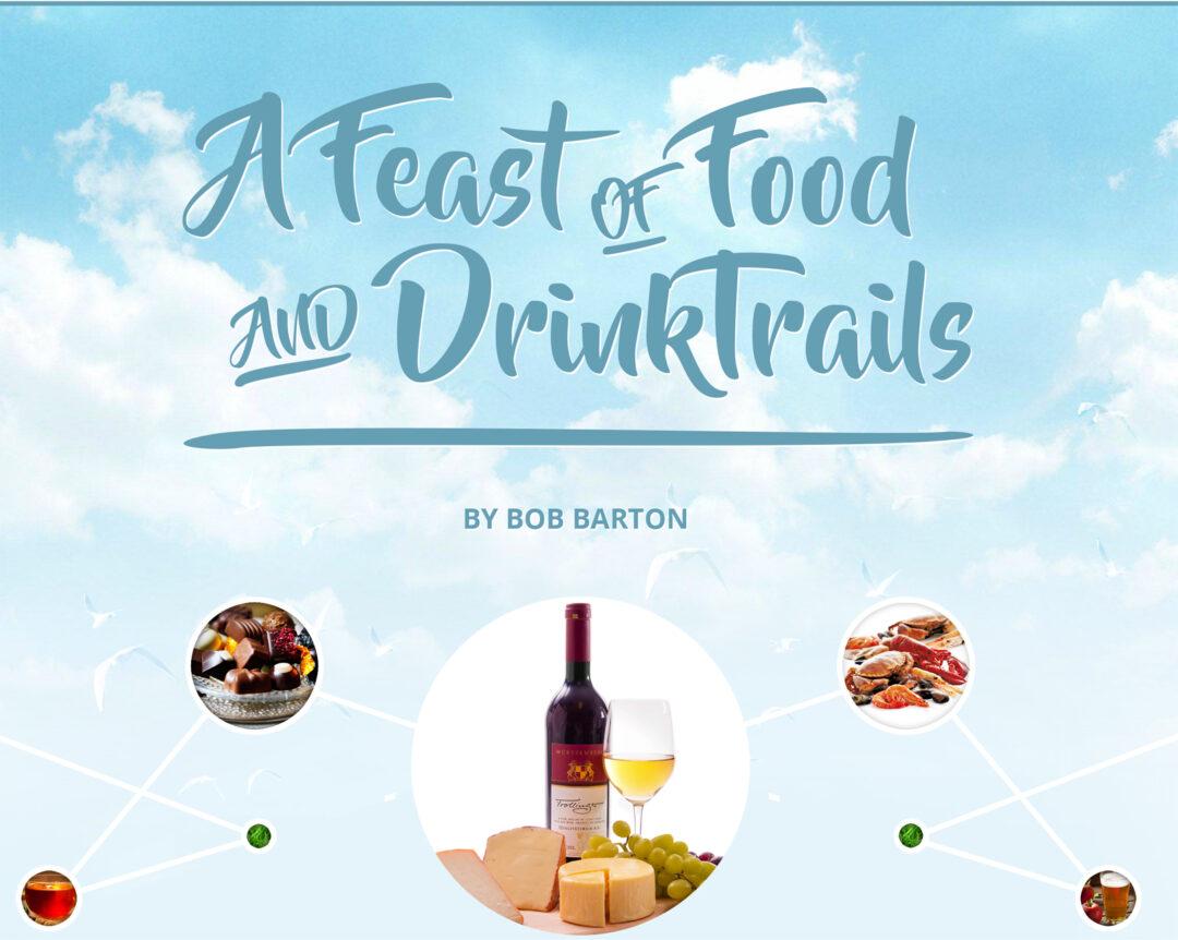 Feast of food & drinktrails