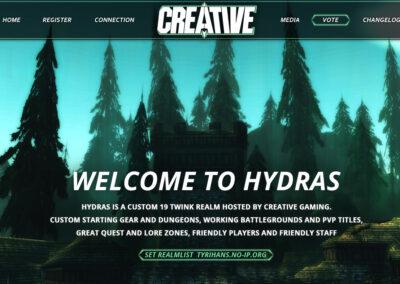 Creative Gaming
