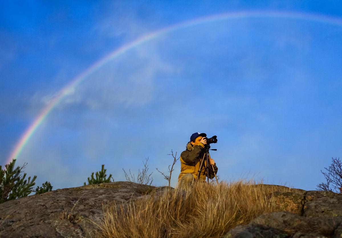 Rainbow // Shoots