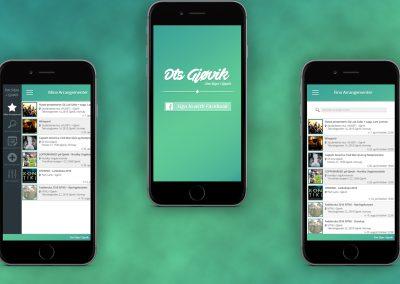 DTS Mobile App
